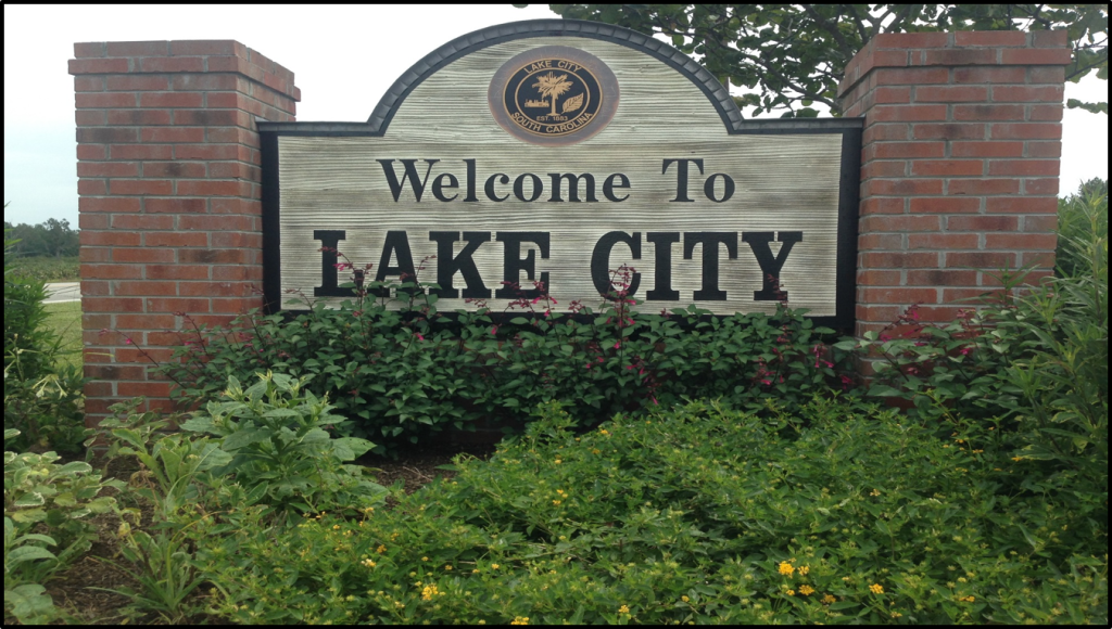 Lake City Sign