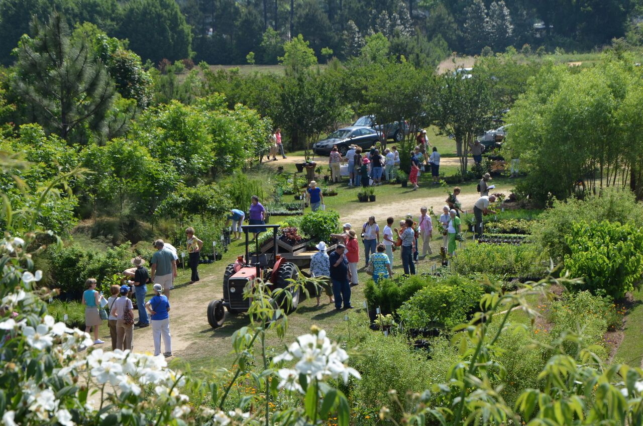 Featured Events Moore Farms Botanical Garden