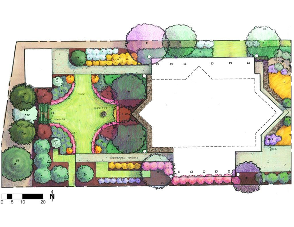 Landscape Potential I Design Approach Moore Farms